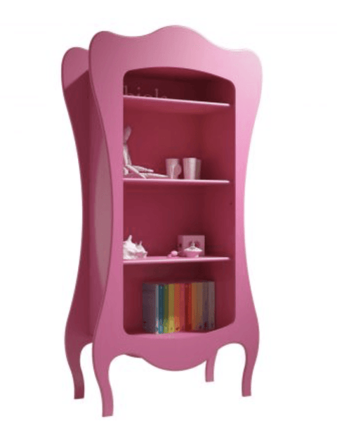 Alice In Wonderland Bookcase - Stumble & Loaf