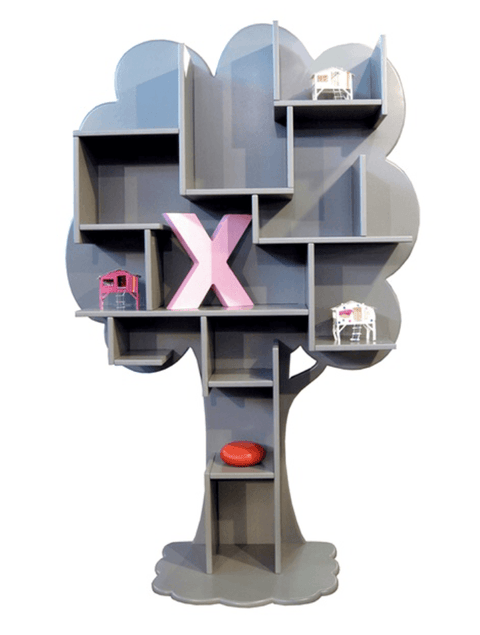 Alice In Wonderland Tree Shelving