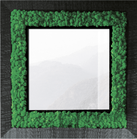 Greenery Square Mirror - Stumble & Loaf