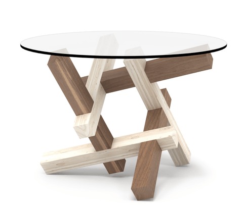 2 x 3 Puzzle Coffee Table - Stumble & Loaf