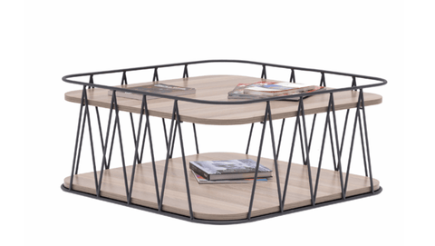 Circus Double Coffee Table