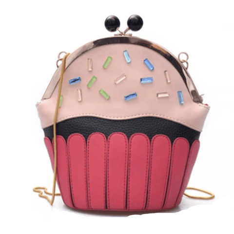 Cupcake Purse - Stumble & Loaf