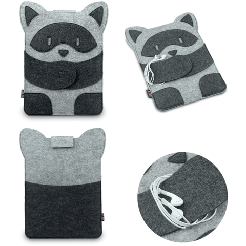 Racoon Laptop Sleeve - Stumble & Loaf