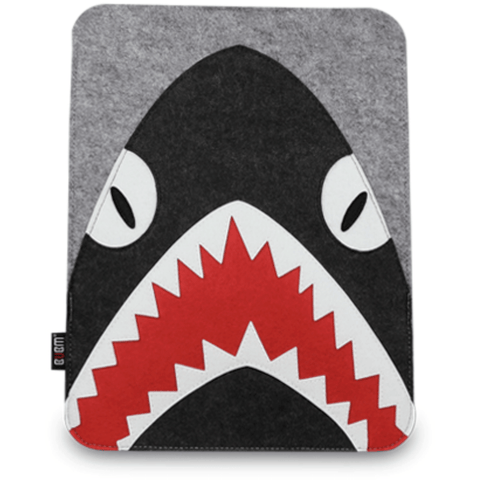 Shark Laptop Sleeve - Stumble & Loaf
