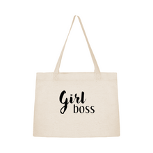 Charger l'image dans la galerie, Sac Cabas Shopping Girl Boss