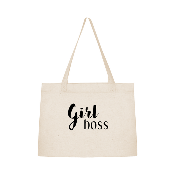 Sac Cabas Shopping Girl Boss