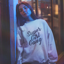 Charger l'image dans la galerie, Sweat Supergirl Gang
