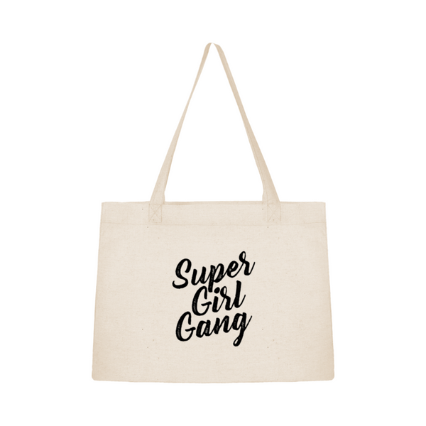 Sac Shopping Supergirl Gang