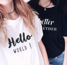 Charger l'image dans la galerie, T-Shirt Hello World !