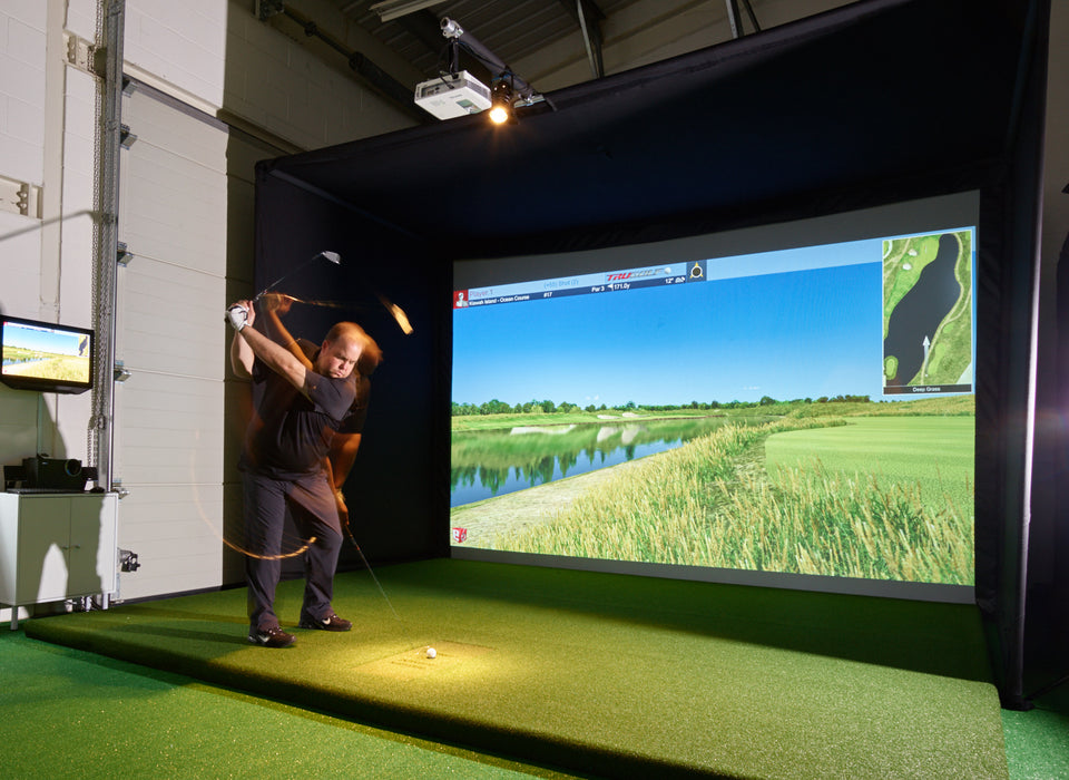 Golf Tech Systems Creating The Finest Golf Simulators