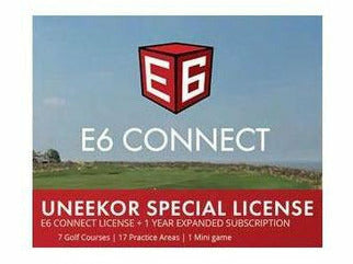E6 Connect QED Special Licence