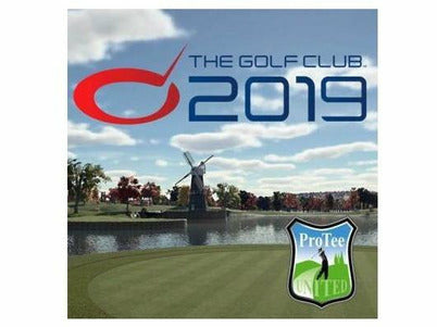TGC19 Golf Software