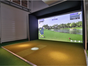 Elite Golf Enclosure