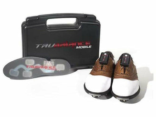 TruBalance Mobile golf weight shift device