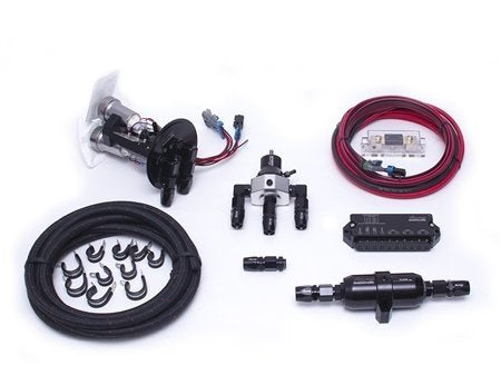 2005-2010 Mustang GT L1 Fuel System (dual pump) Fore Innovations