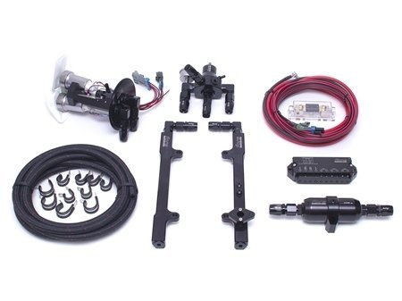 2005-2010 Mustang GT L3 Fuel System (dual pump) Fore Innovations
