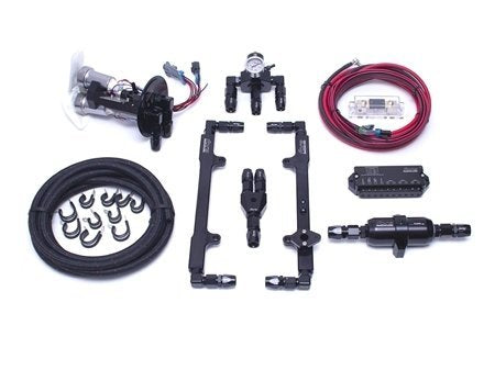 2005-2010 Mustang GT L4 Fuel System (dual pump) Fore Innovations