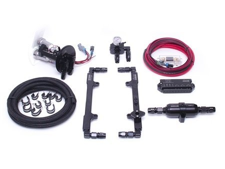 2005-2010 Mustang GT L2 Fuel System (triple pump) Fore Innovations