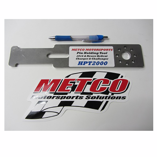15+ Hellcat (Charger & Challenger) Pin Holding Tool Metco Motorsports