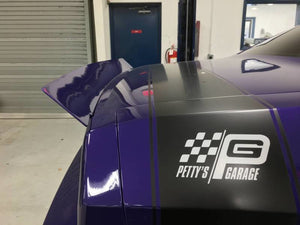 Petty's Garage Challenger Rear Spoiler