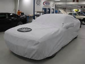 Petty's Garage Premium Dodge Challenger Car Cover