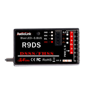 Radio Control Systems Radio Receivers Radiolink R9DS