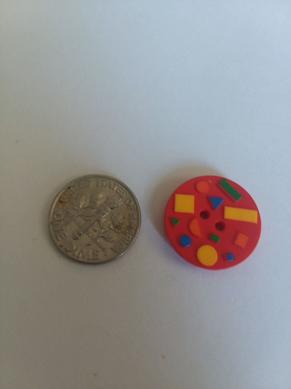 Dill Brand Novelty Button - All About Quilting