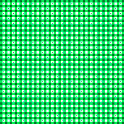 Sorbet Essentials Gingham Green - All About Quilting