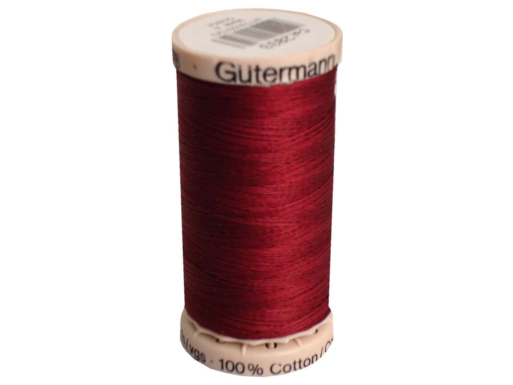 Hand Quilting Thread - 2833 - Wine - All About Quilting