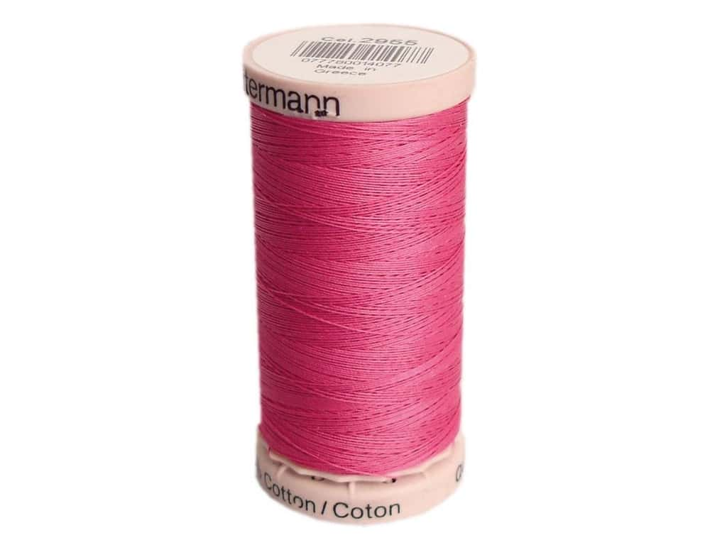 Hand Quilting Thread - 2955 - Hot Pink - All About Quilting