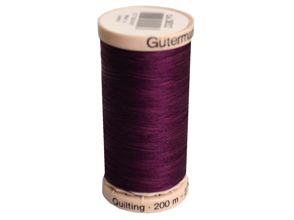 Hand Quilting Thread - 3832 - Grape - All About Quilting