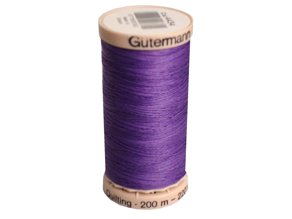 Hand Quilting Thread - 4434 - Parma Violet - All About Quilting