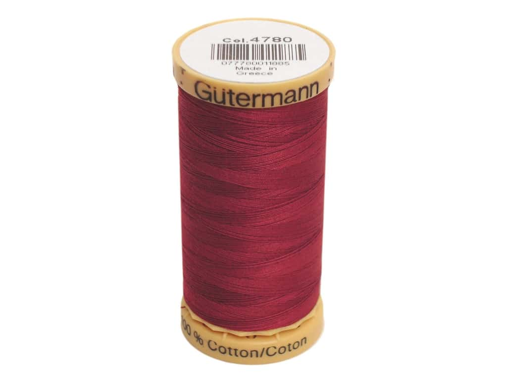 100% Cotton Thread - 4780 - Wine - All About Quilting