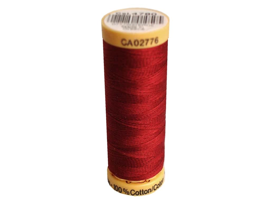 100% Cotton Thread - 4780 - Burgundy - All About Quilting