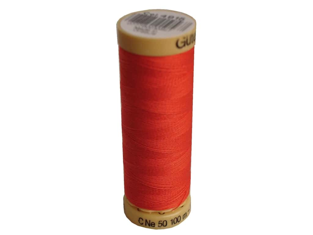 100% Cotton Thread - 4915 - Red - All About Quilting