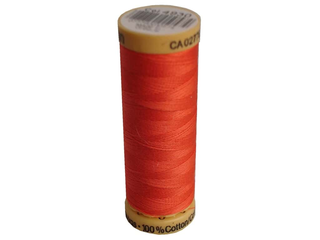 100% Cotton Thread - 4930 - Bright Coral - All About Quilting