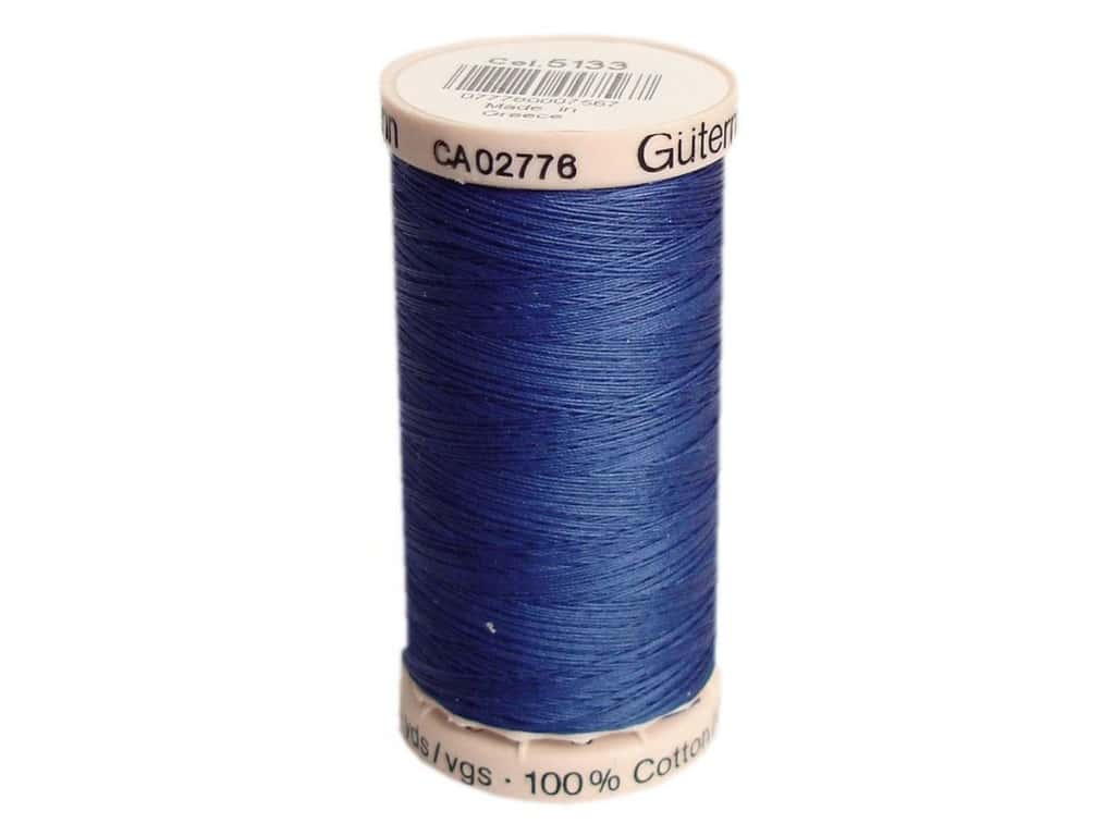 Hand Quilting Thread - 5133 - Royal - All About Quilting