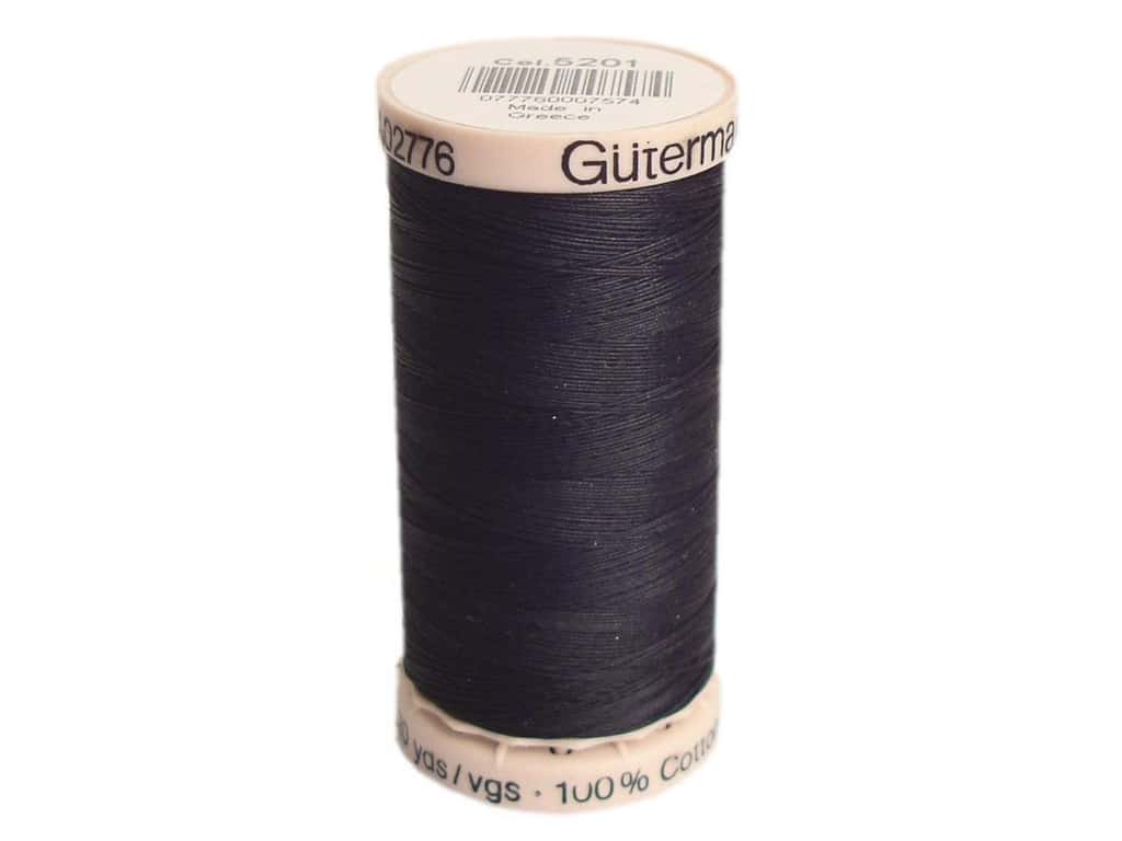 Hand Quilting Thread - 5301 - Black - All About Quilting