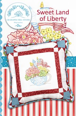Sweet Land of Liberty Pattern - All About Quilting