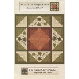 In The Pumpkin Patch Quilt Pattern - All About Quilting