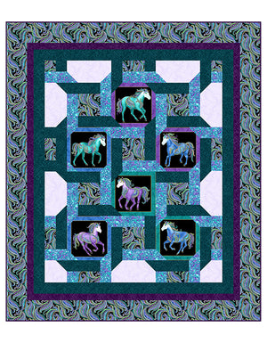 C'mon Let's Twist Quilt Pattern - All About Quilting