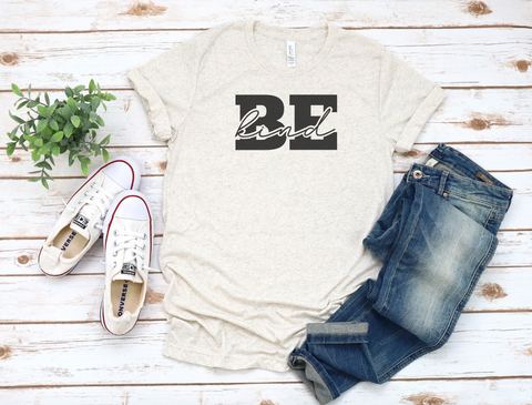 Be (Bold) Kind T-Shirt - Unisex Tee