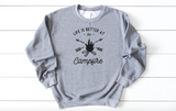 Life is Better at the Campfire Sweatshirt
