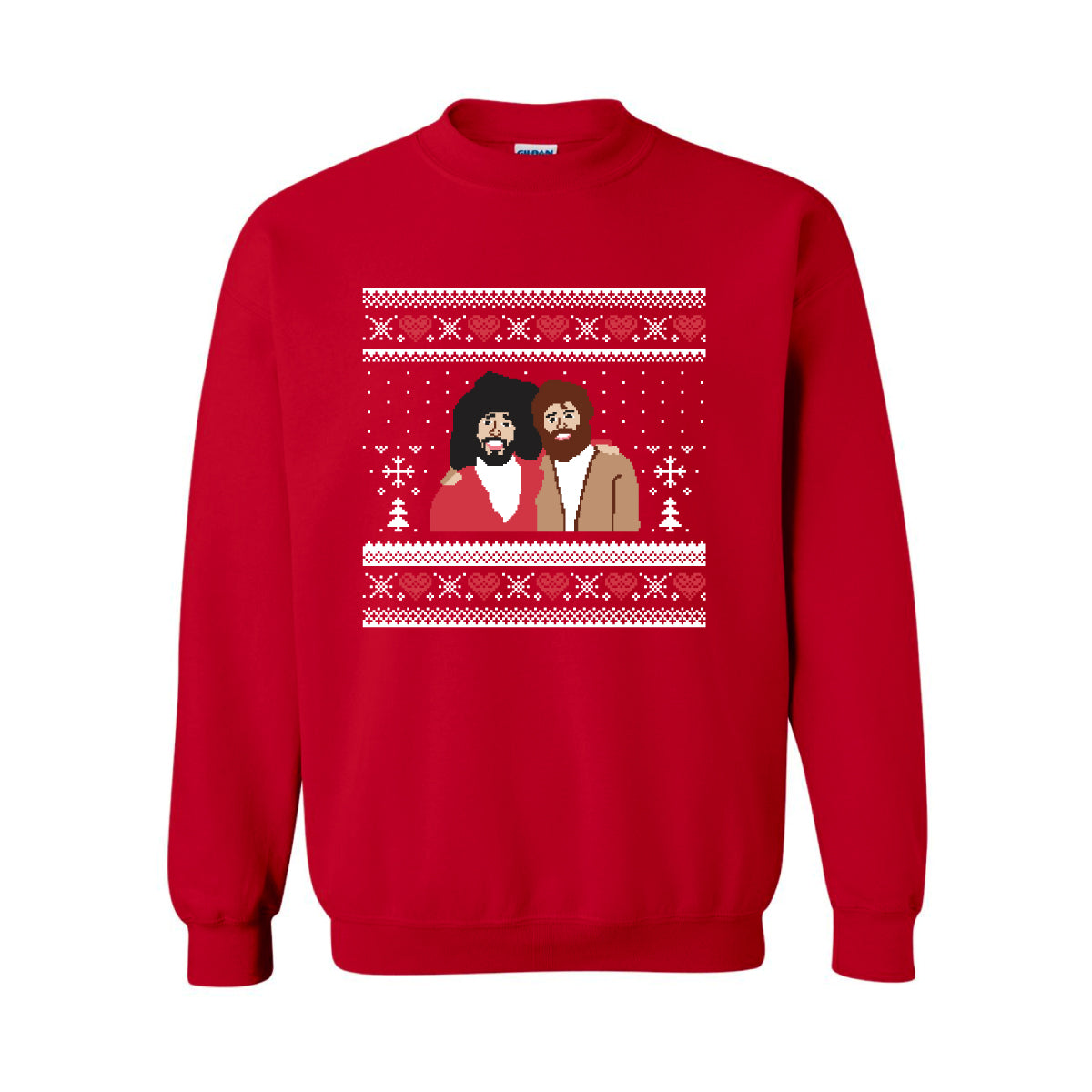 Ugly Christmas Sweater - Red