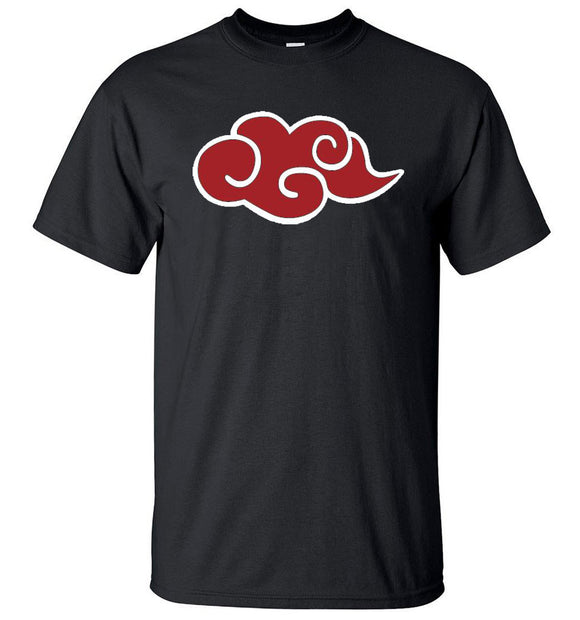 FREE Akatsuki Cloud Summer T-Shirt