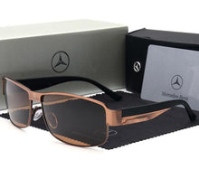 Mercedes-Benz ///AMG C-Class Coupe Luxury Sunglasses