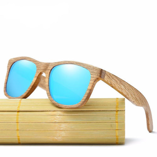 Yewoly Classy New Luxury Handmade Wood Sunglasses