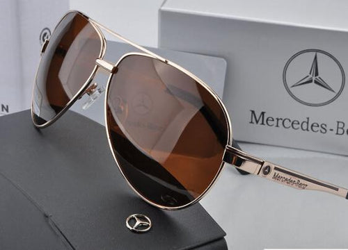 Mercedes-Benz ///AMG Polarized Luxury Sunglasses