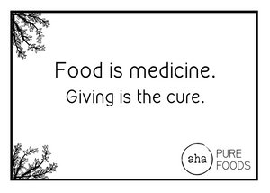 eGift Card - aha Pure Foods