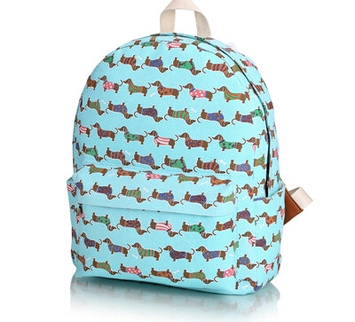 Casual Supercute Dachshund Handbags & Backpacks 🐾
